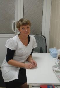 Екатерина - лаборант