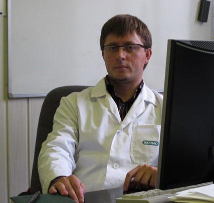 Суспицын Евгений Николаевич, врач-генетик