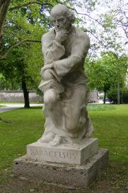 Paracelsus-Denkmal